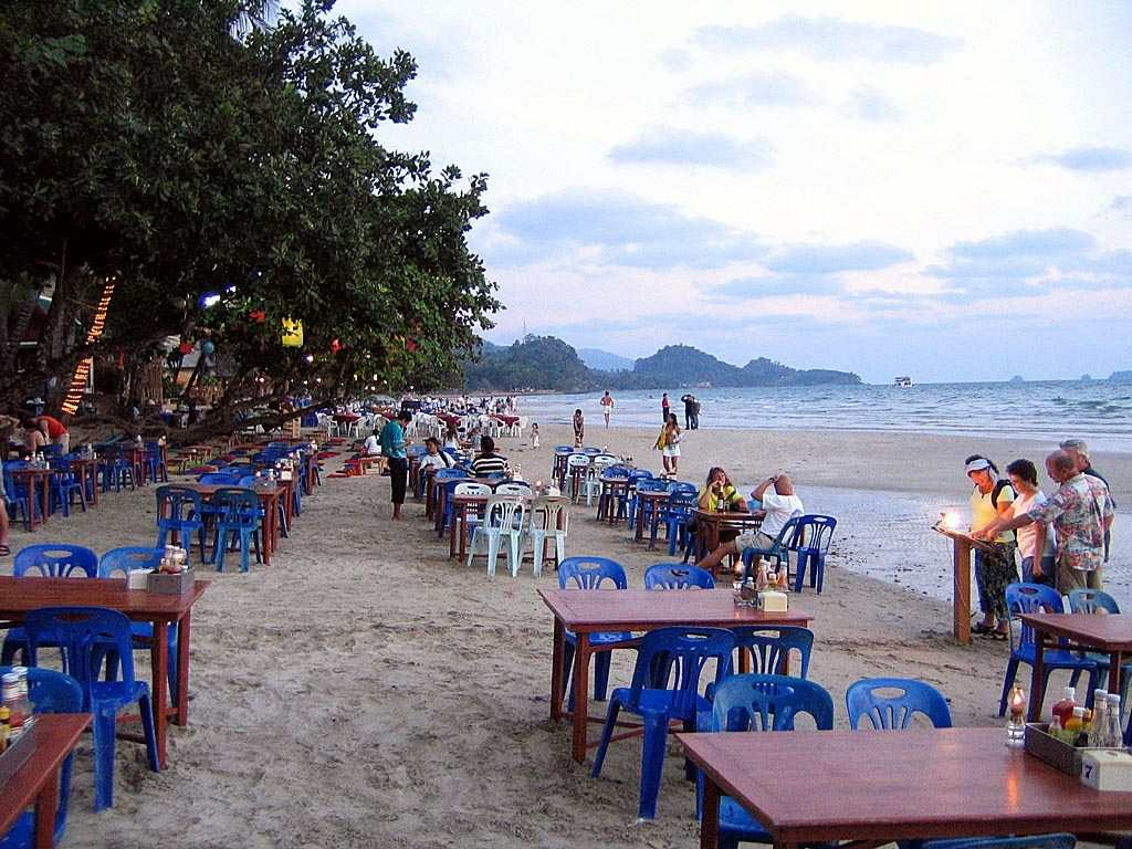 White Sand Beach op Koh Chang